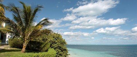 Private beach Maya Caribe Beach House Hotel