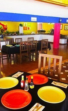 RESTAURANTS Maya Caribe Beach House Hotel