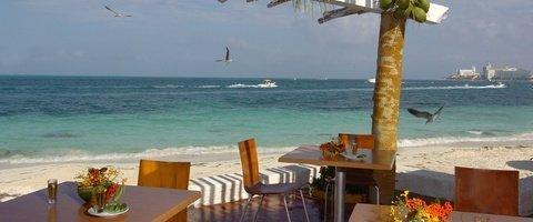 Restaurant Maya Caribe Beach House Hotel